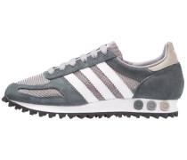 LA TRAINER OG - Sneaker low - solid grey/white/utility ivy