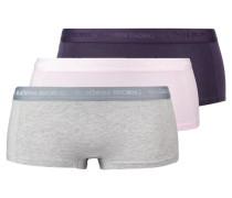 3 PACK Panties night shade