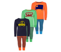 SET 3 PACK Pyjama multicolour