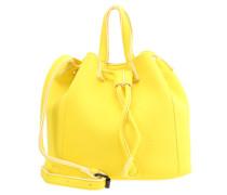 Umhängetasche - yellow