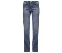 Flared Jeans blue denim