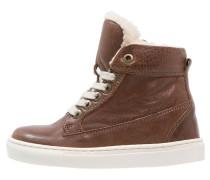 Sneaker high mid brown