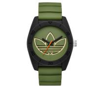 SANTIAGO Uhr grün