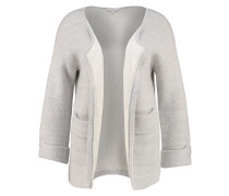 DALINA Strickjacke light grey