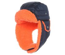 Mütze indigo/red