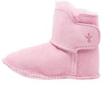 Krabbelschuh pink