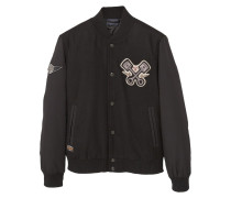 ROCK Bomberjacke black