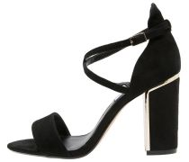 MAYBELL High Heel Sandaletten black