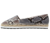 CARA Espadrilles grey/blue/brown