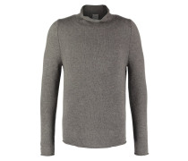 Strickpullover taupe