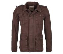 Leichte Jacke dark brown