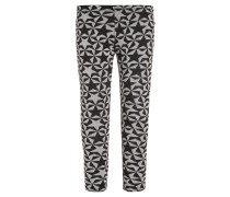 Leggings Hosen fantasy black/grey