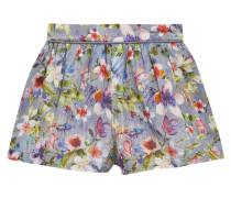 FLORAL - Shorts - grey