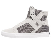 SKYTOP Sneaker high grey/violet/white