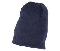 GStar Mütze mottled dark blue