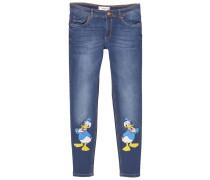 donald - Jeans Slim Fit - blue