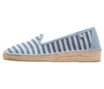 INES Espadrilles grey blue