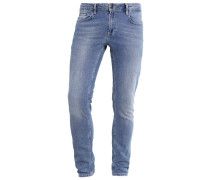 SHADY Jeans Slim Fit used blue