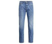 MIKE ORIGINAL - Jeans Straight Leg - blue denim