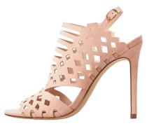 MATILDA - High Heel Sandaletten - nude