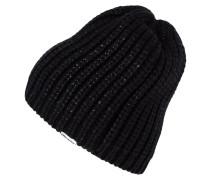 Mütze black metallic