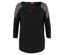 IBUXA Langarmshirt black