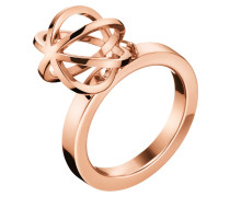 SHOW - Ring - rosegold-colored