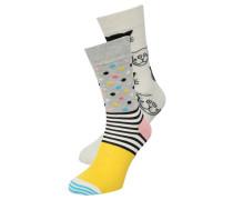 2 PACK - Socken - white