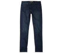 BOB Jeans Straight Leg dark blue