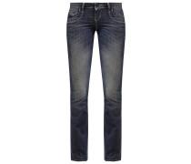 VALERIE Jeans Bootcut dark blue denim
