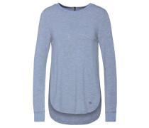AALTJE Sweatshirt mottled blue