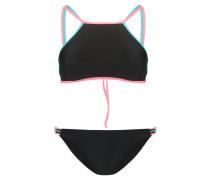 Bikini - black/multicolor
