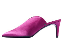 SYLVIE - Pantolette hoch - hot pink