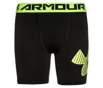 Panties black/fuel green