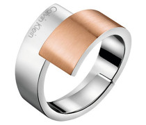INTENSE - Ring - silver-coloured