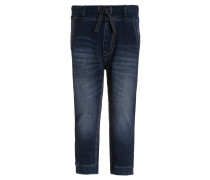 Jeans Relaxed Fit dark blue denim