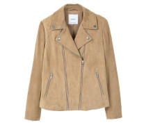 SOPHIE Lederjacke brown