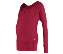Strickpullover rumba red