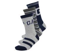 3 PACK - Socken - elysian blue