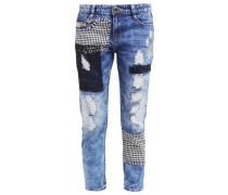 MULATO Jeans Slim Fit blue denim