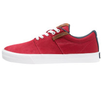 STACKS II Sneaker low red/navy/white