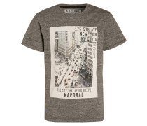 TShirt print grey melanged