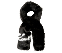 HOLIDAY Schal black