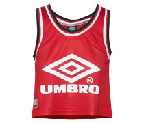 UMBRO - Top - red