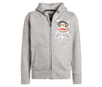 Sweatjacke grey melange