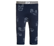 Stoffhose pacific blue