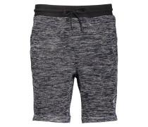 HAZED - Shorts - black/white