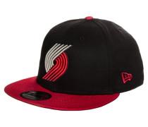 9FIFTY NBA TEAM PORTLAND TRAIL BLAZERS Cap black/red
