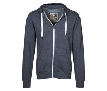 DEACON Sweatjacke blau