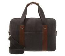 Notebooktasche - black/brown